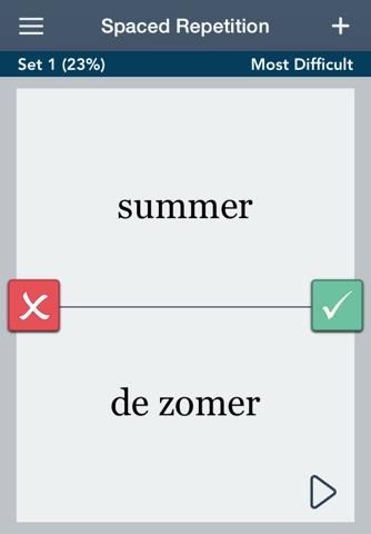 Learn Dutch - AccelaStudy® screenshot 3