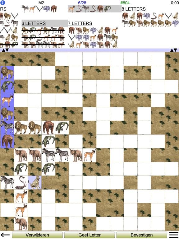 39 woord vul puzzel 39 in de app store - Ondersteuning fer smeden ...