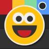 Emoji Snap Face - A Photo Editor ,Add Emoji stickers to picture emoji