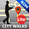 Rome Map and Walks