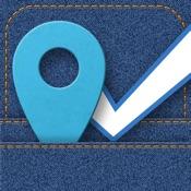 FastCheckin – 素早く簡単にfoursquareにチェックインできるアプリ