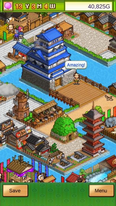 Oh Edo Towns screenshot 2