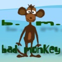 Bad Monkey and Bad Friends icon