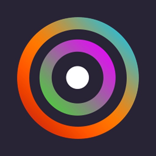 Color Ring Puzzle iOS App