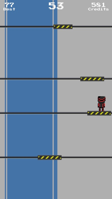 Platform Peril Screenshot