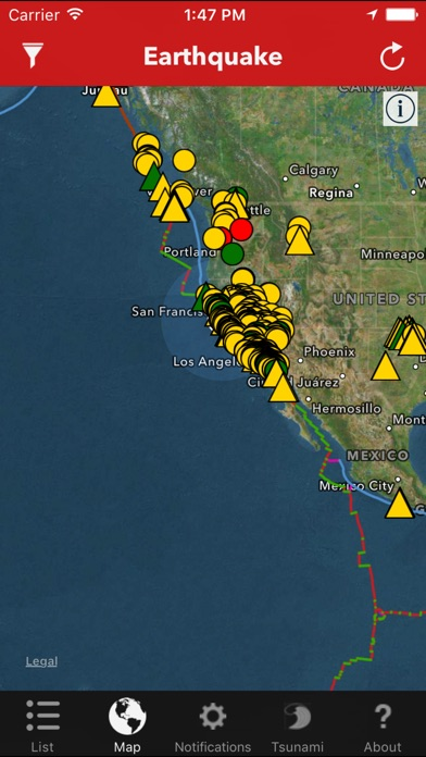 Earthquake Screenshot 2