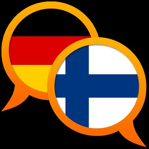 German Finnish dictionary