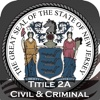 NJ Admin Of Civil And Criminal Justice TITLE 2A