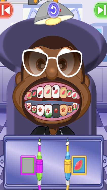 Dentist Office Hip Hop - Crazy Teeth Games by Beansprites LLC