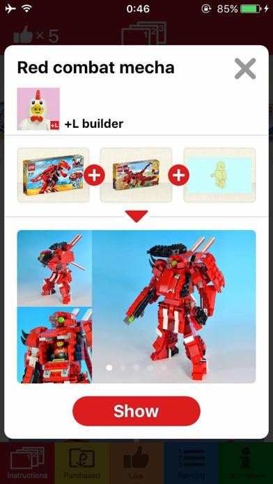 Pluslremake Instr For Lego App Report On Mobile Action