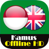 Kamus Bahasa Indonesia Inggris Offline HD