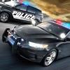 Echt Stadt Polizei Auto Fahren Crime Chase 3D