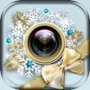 聖誕相框 照片編輯器 聖誕貼紙相機