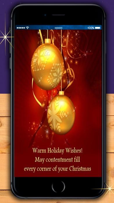 Рождество Пожелания и сообщениСкриншоты 1