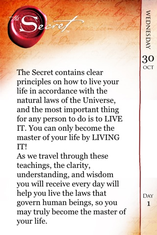 Daily Teachings screenshot 2
