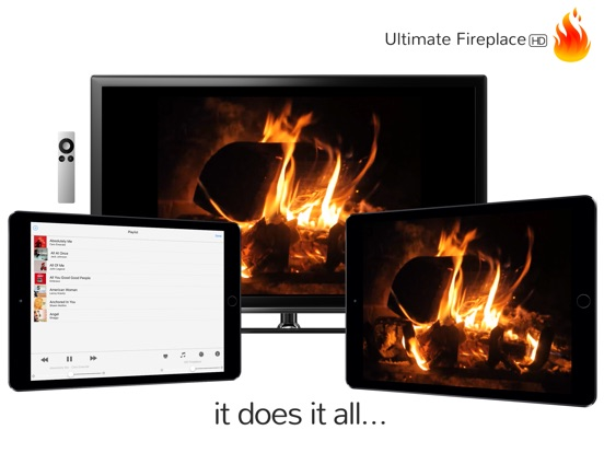 Ultimate Fireplace HD for Apple TV on the App Store