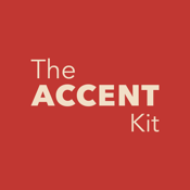 The Accent Kit icon