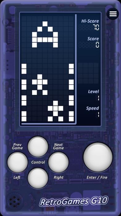 本物のレトロゲームのスクリーンショット3
