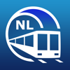 Amsterdam Metro Guide and route planner