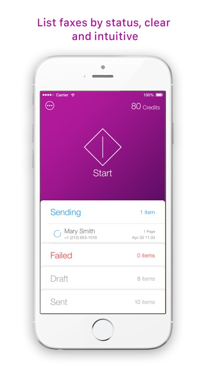 Tiny Fax - send fax from iPhone by Appxy