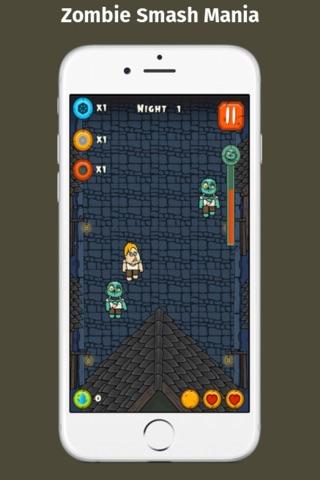 Zombie Smash Mania screenshot 1