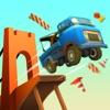 Bridge Constructor Stunts (AppStore Link)