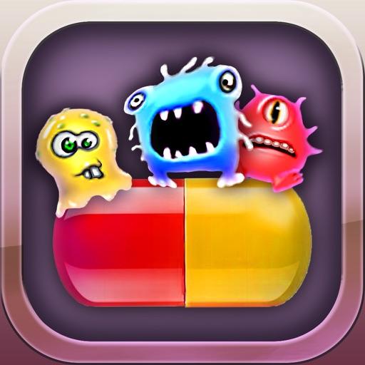Dr Mark Puzzle World - Super Hot Pill vs Virus iOS App