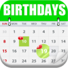 Birthday Count Down - My Birthdays Calendar