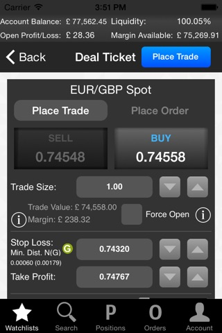 Your Trading Broker screenshot 4