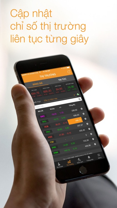 download VNDIRECT Stock Trading apps 4