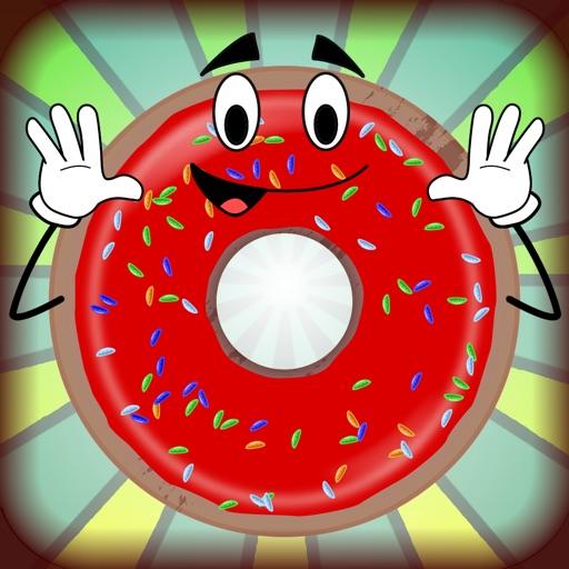 Donuts Rain iOS App