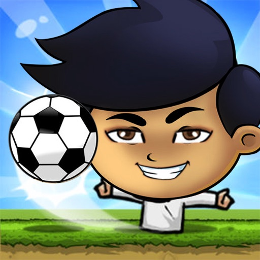 Street Soccer Star Perfect Head Kick Sports games Icon
