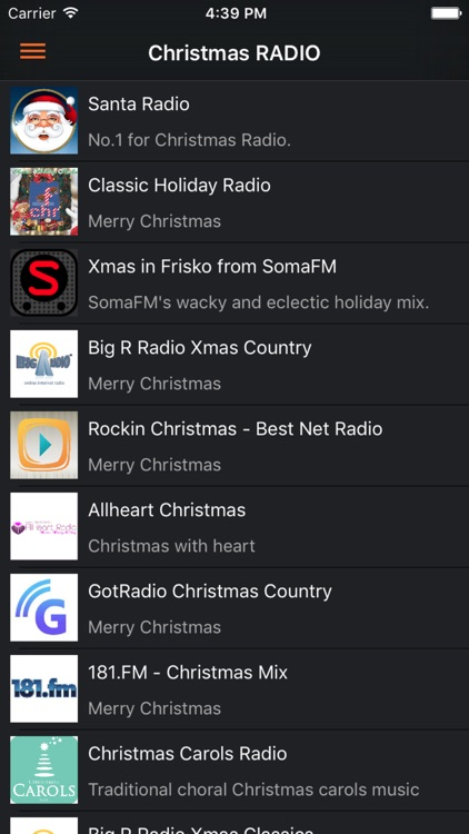Christmas Radio - Merry Christmas Songs & Musics
