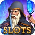 SLOTS! Jackpot Wizard: Magic Merlin Slot Machines icon