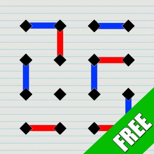 Grid Master 2 - Old School Retro Dot game FREE iOS App