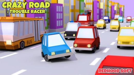 Crazy Road : Trouble Racer Screenshot