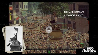 Screenshot #8 for 1979 Revolution: A Cinematic Adventure Game