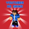 Best 3D Youtuber Skins for Minecraft PE Edition