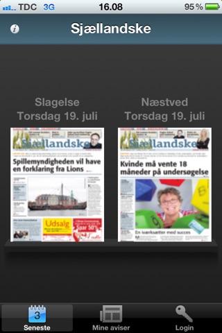 Sjællandske screenshot 1