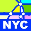 New York Transport Map-Subway Map & Route Planner