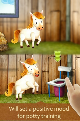Potty Training With Animals screenshot 2