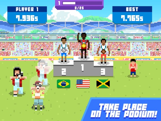 Игра Sports Hero