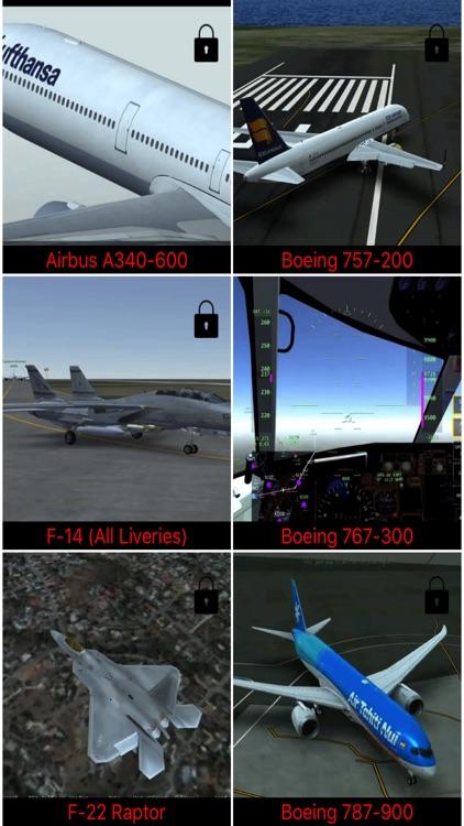 Mods for Flight Simulator ! by Diem Huong