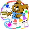Jerkys Game Coloring For Kids Version