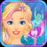 Ice Princess Mermaid: Girl Makeup & Dress Up Games