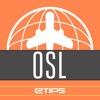 Oslo Reiseführer mit Offline Stadtplan und Karte