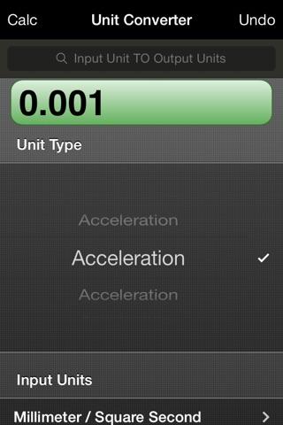 RPN Calc screenshot 3