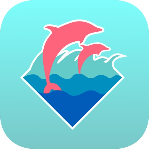Pink Dolphin Store iOS App