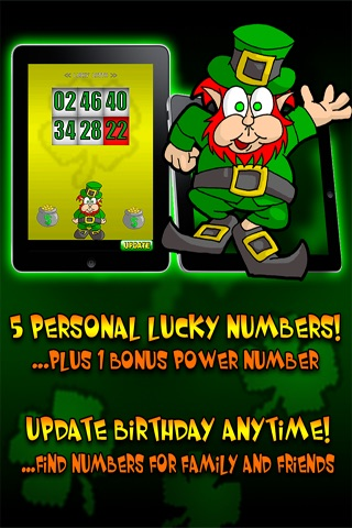 Lucky Lotto screenshot 4