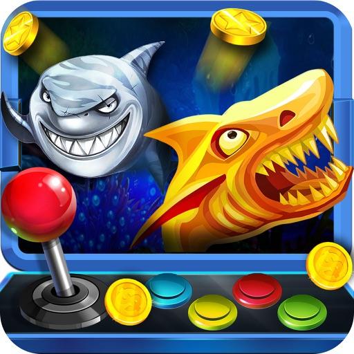 老虎机-金鲨银鲨(上庄电玩城、飞禽走兽)